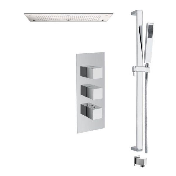 Aquadesign shower system 119