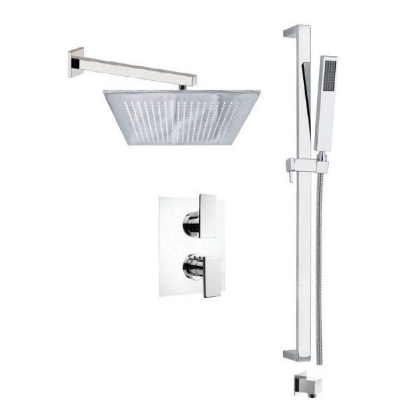 Aquadesign shower system 120