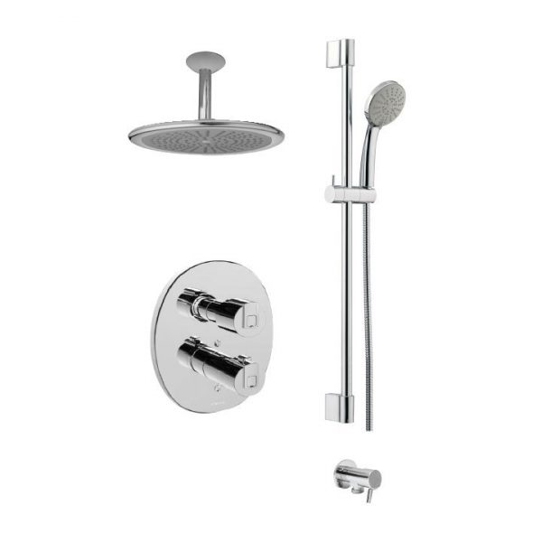 Aquadesign shower system 22