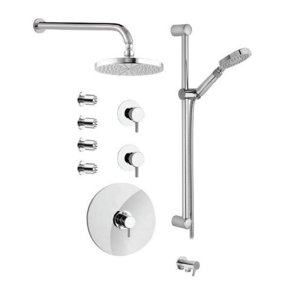 Aquadesign shower system 46