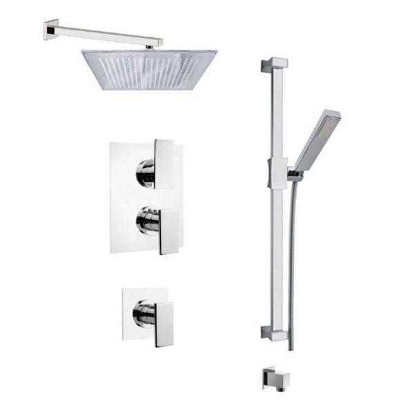 Aquadesign shower system 54