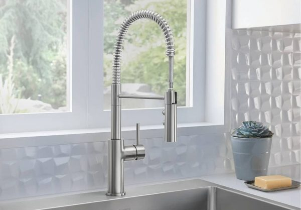 BLANCO 401918 CATRIS Kitchen Faucet
