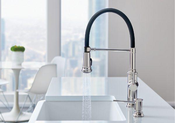 BLANCO EMPRESSA Semi-Pro Single lever High Pressure
