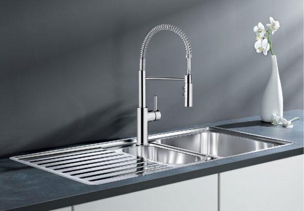 BLANCO CATRIS Semi-Pro Kitchen Faucet
