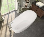 MAAX Joan Freestanding Bathtub