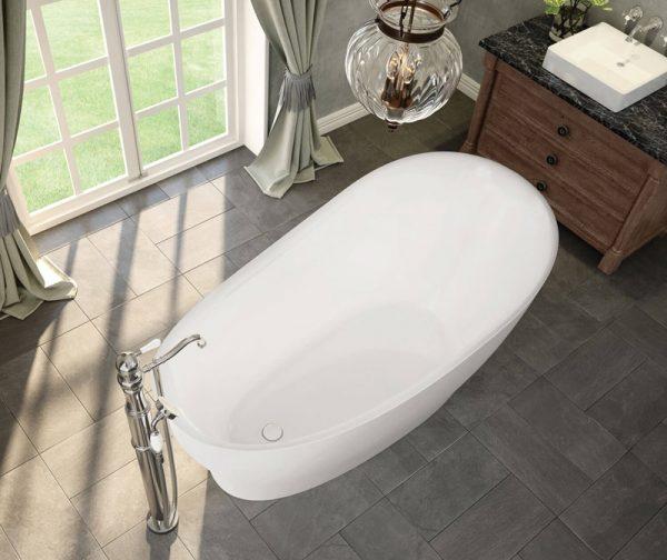 MAAX Joan Freestanding Bathtub