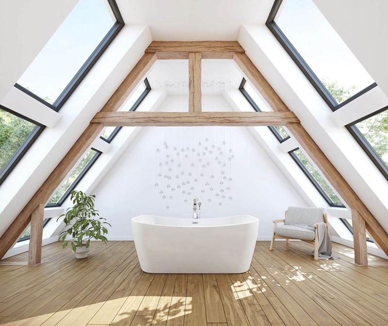MAAX Canada Villi Freestanding Tub