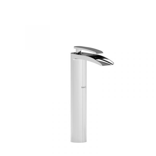 Riobel BLOP01 single hole lavatory faucet open spout