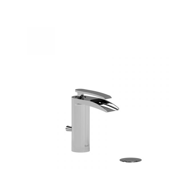 Riobel BSOP01 single hole lavatory faucet open spout