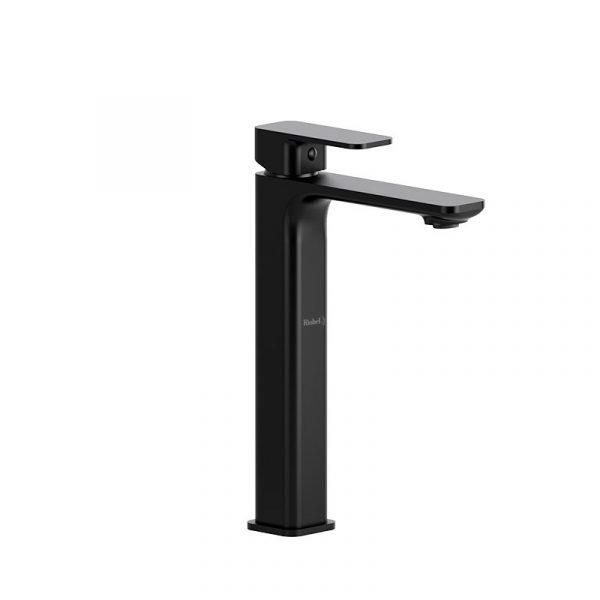 Riobel EQUINOX EQL01BK Tall Faucet In Black