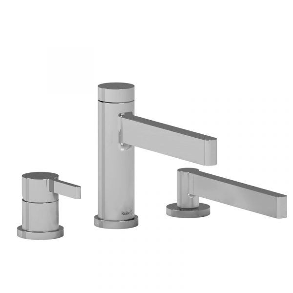 Paradox - Px10 3-piece Deck-mount Tub Filler With Hand Shower