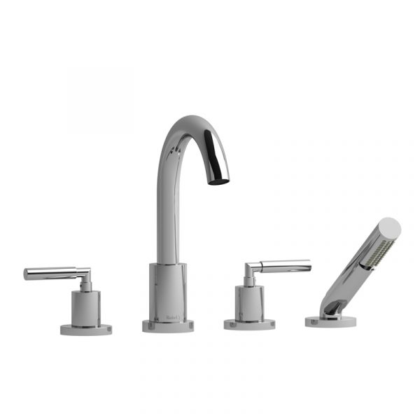 SYLLA - SY12L 4-Piece Deck-mount Tub Filler With Hand Shower