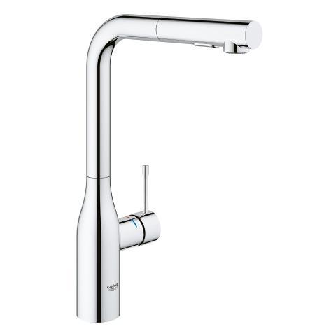 Grohe Essence Single-Handle Kitchen Faucet 30271000 / 30271DC0