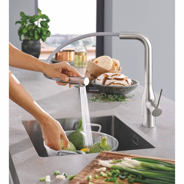 Grohe 30271DC0 SuperSteel Infinity Finish