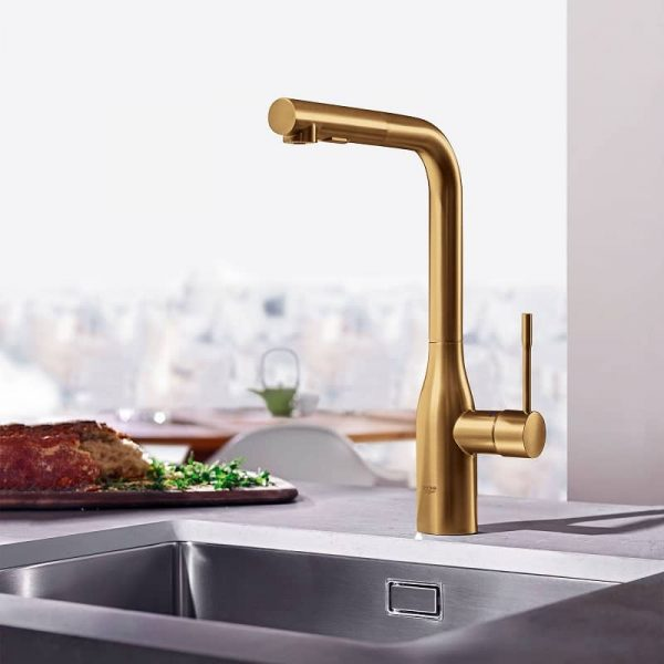 Grohe 30271GN0 Brushed Cool Sunrise