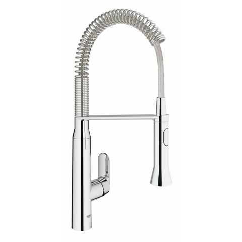 K7 foot control touch single-handle kitchen faucet 30314000