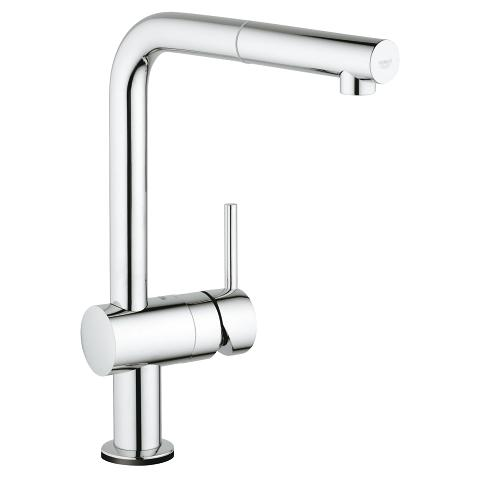 Minta Touch Touch Single-Handle Kitchen Faucet