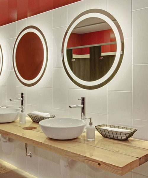 Electric Mirror - Eternity Lighted Mirror