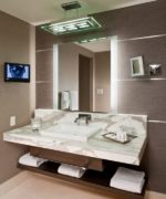 Electric Mirror - Novo Lighted Mirror