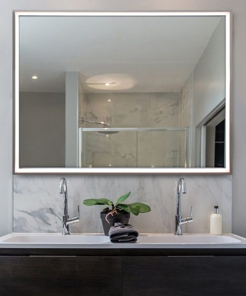 Radiance Lighted Mirror - Electric Mirror