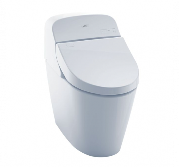 TOTO MS920CEMFG Washlet G400 with Integrated Toilet 1.28 GPF & 0.9 GPF