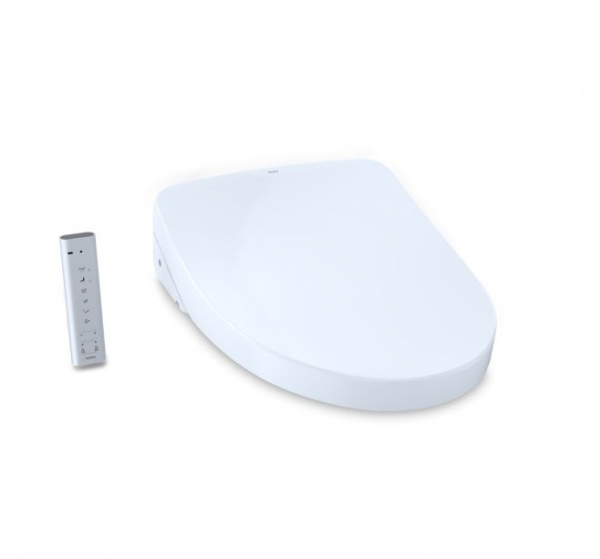 TOTO SW3056 Washlet S550e Contemporary - Elongated with ewater+