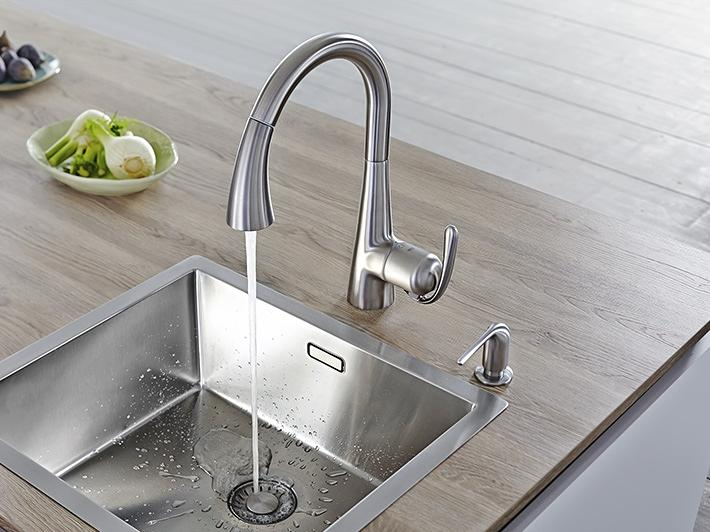 Grohe Ladylux Kitchen Faucets