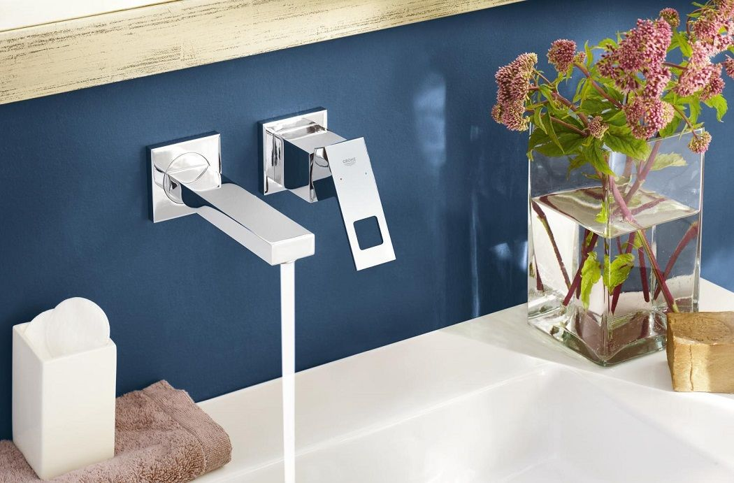grohe eurocube bathroom collection
