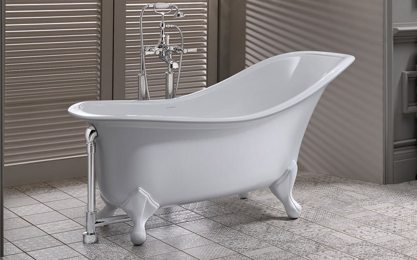 victoria + albert drayton freestanding bathtub | bliss bath and kitchen