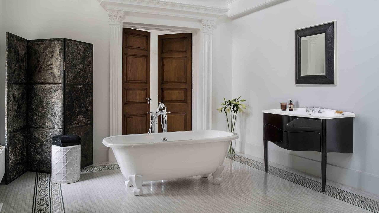Victoria Albert Richmond Freestanding Bathtub Ric N Sw