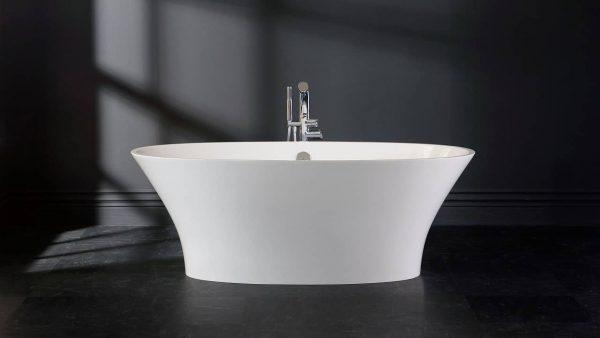 Victoria And Albert Ionian INN-N-SW Freestanding Bathtub