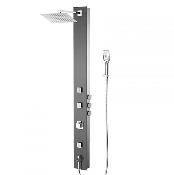 Tenzo ETZG2-BK-QU/S812 Shower Column