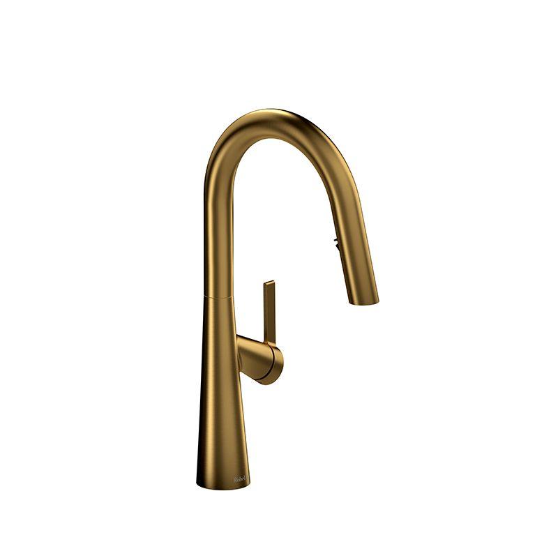 Riobel Ludik Lk101 Kitchen Faucet With Hand Spray