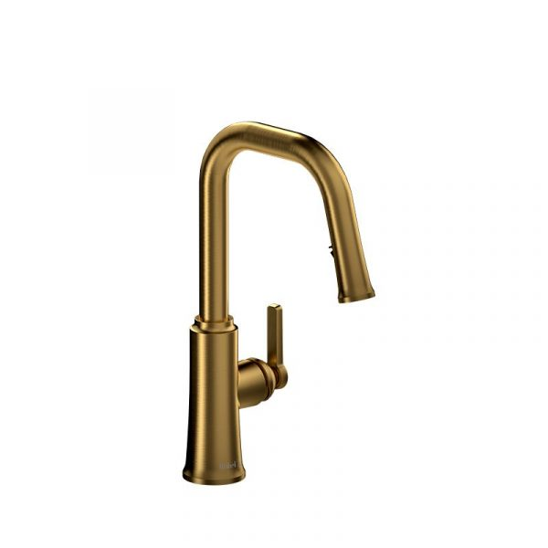 Riobel Trattoria TTSQ101 Kitchen Faucet With Spray
