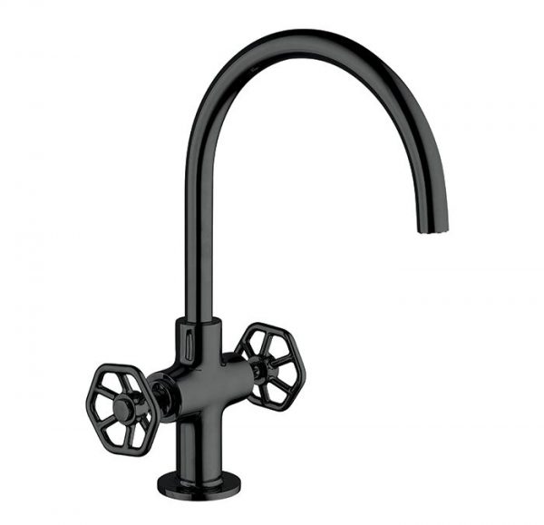 Cabano 61001D Blacksmith Single Hole Basin Faucet