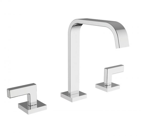 Cabano Edge 62109D Widespread Faucet