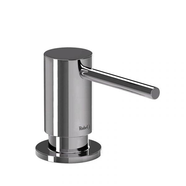 Riobel SD8C Soap Dispenser Chrome