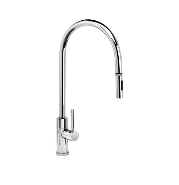 Waterstone 9350 Modern Extended Reach PLP Pulldown Faucet