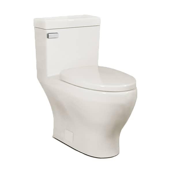 Icera C-6270.06 Cadence One-Piece Toilet In Balsa