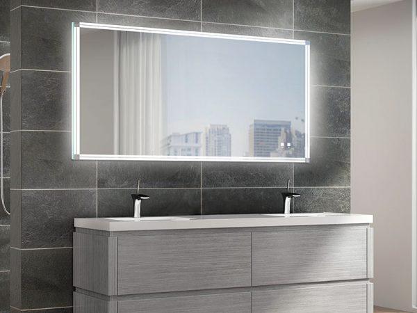 Madeli Contempo illuminated Slique Mirror