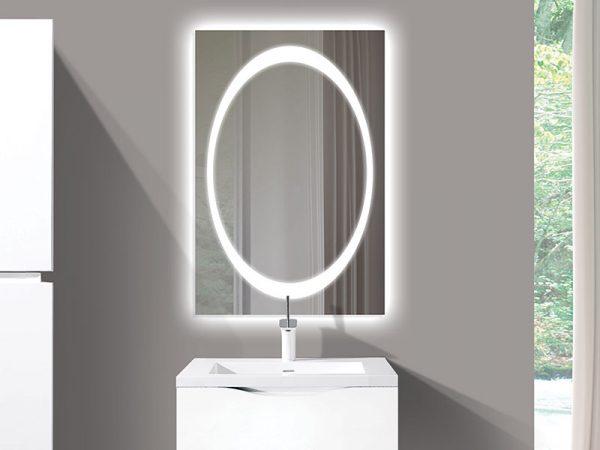 Madeli IM-MU2436-00 Muse illuminated Mirror