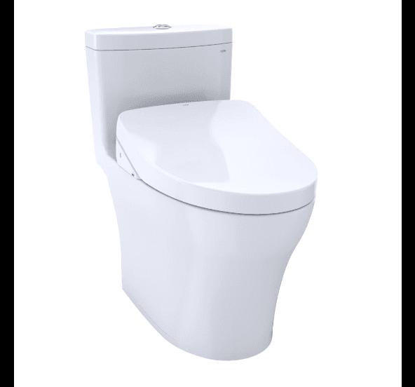 TOTO MW6463056CEMFGA Aquia IV WASHLET+ S550e Toilet