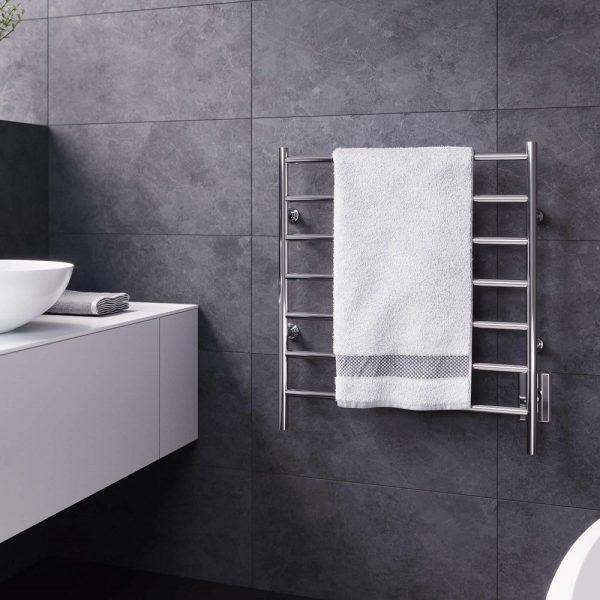 ICO Bath Kontour Linear Towel Warmer
