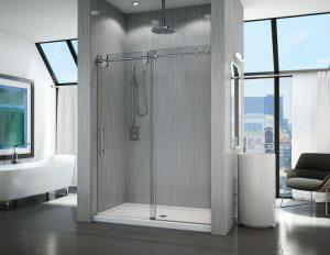 Fleurco KTA57-11-40 Select Kinetik KT Shower Door