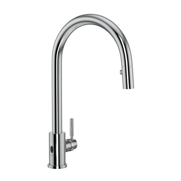 Perrin & Rowe Holborn U.4034LS Pull-Down Touchless Faucet