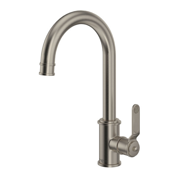 Rohl U.4513HT-STN-2 Armstrong Bar And Food Prep Faucet