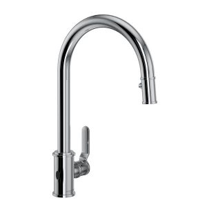 Rohl U.4534HT-APC-2 Armstrong Pulldown Touchless Kitchen Faucet