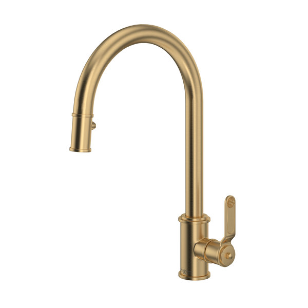 Rohl Perrin and Rowe U.4544HT-APC-2 Armstrong Pulldown Kitchen Faucet