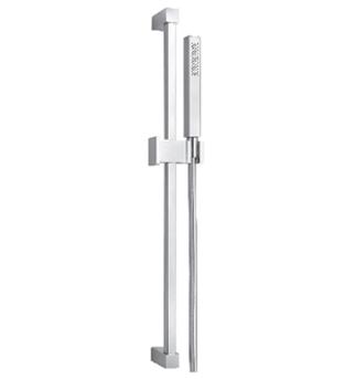 Aqua Square Slide Rail Kit Made of Solid Brass - A03335L