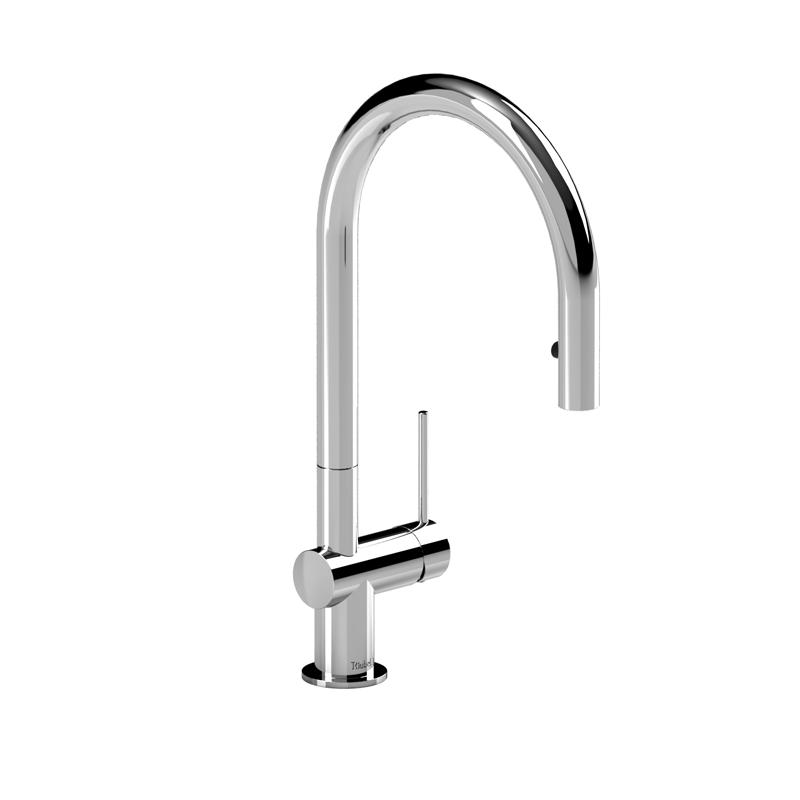 Riobel Azure AZ101 Kitchen faucet with spray